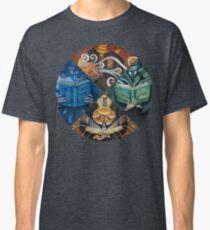 Camiseta clásica Libros mágicos