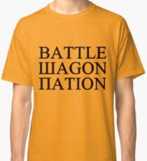 Battle Wagon Nation Classic T-Shirt