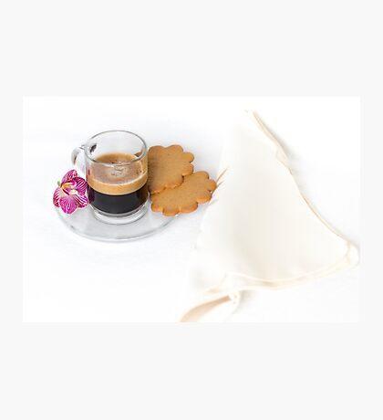 Cup of Espresso Photographic Print
