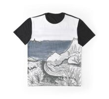 Woman landscape  Graphic T-Shirt