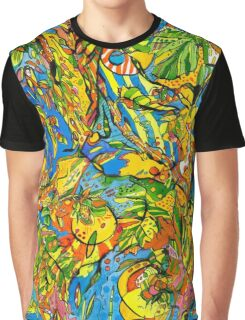 HOPS AND BARLEY Graphic T-Shirt