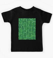 Robot pattern - Green - fun pattern by Cecca Designs Kids Clothes