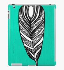 Feather Doodle iPad Case/Skin