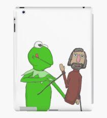 Henson and Kermit iPad Case/Skin
