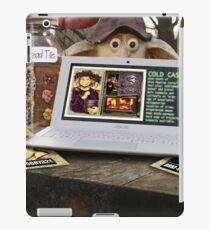 Deep Woods Informant on Oven Homicide iPad Case/Skin