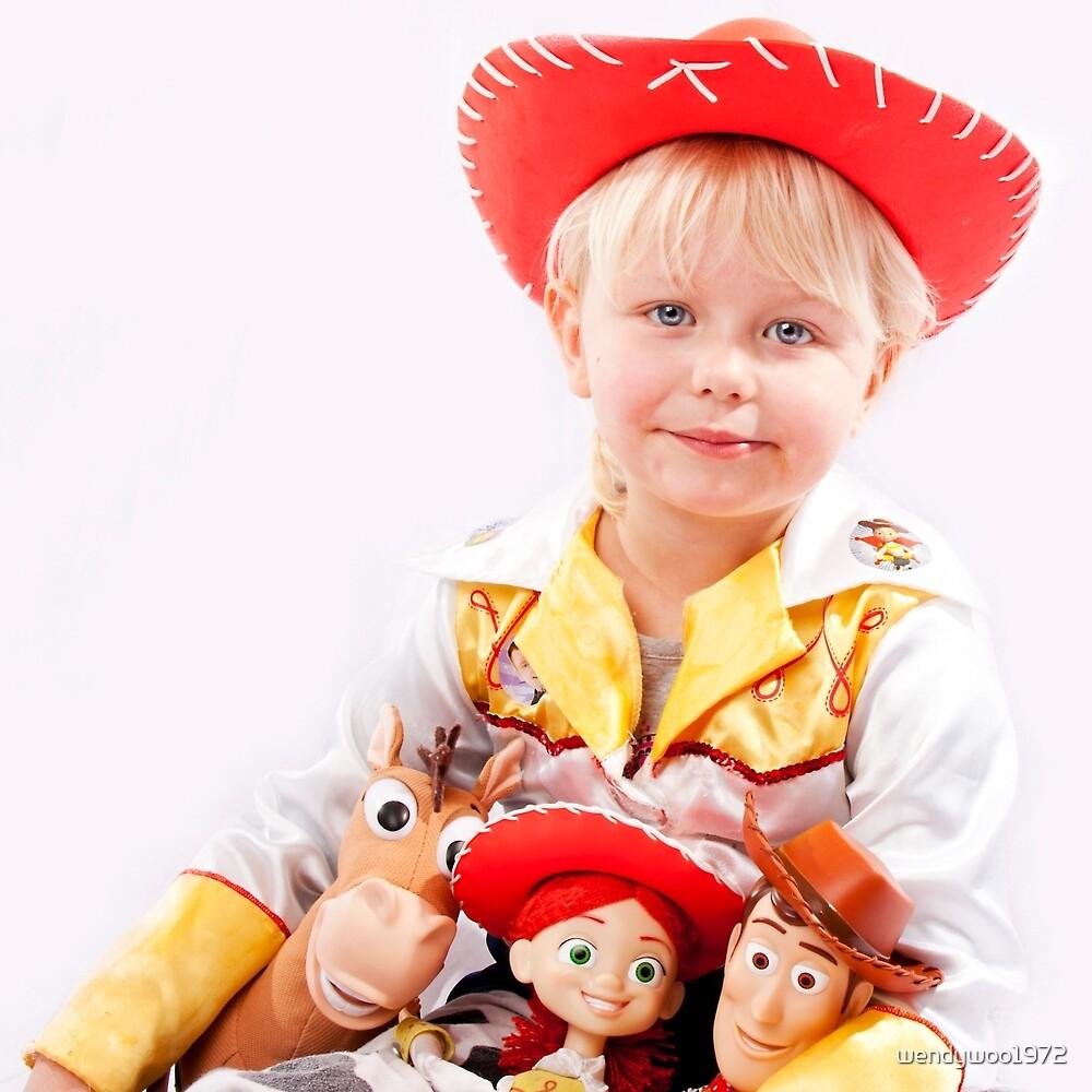Jessie, Jessie, Woody and Bullseye by wendywoo1972