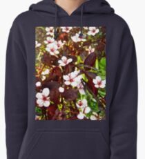 Tiny flowers Pullover Hoodie