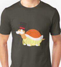 Mustache Turtle Unisex T-Shirt
