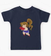 Cute Little Boxer Girl Kids Clothes