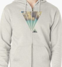 Imaginations Zipped Hoodie