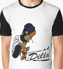 J Dilla - Today In Hip Hop History Graphic T-Shirt