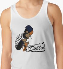 J Dilla - Today In Hip Hop History Tank Top