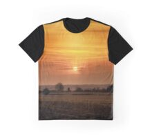 Sunset Sojourn Graphic T-Shirt