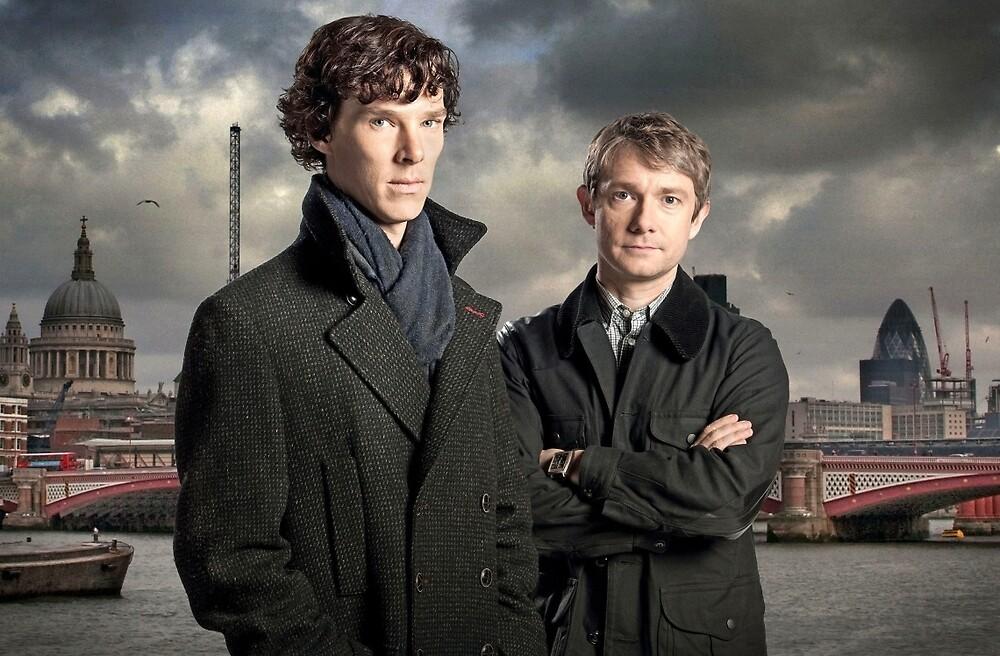 Sherlock Holmes by Jehanson