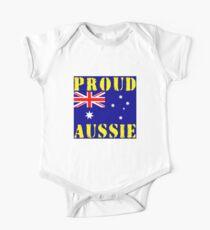 Proud Aussie One Piece - Short Sleeve
