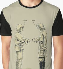 Pleased To Meet You Graphic T-Shirt