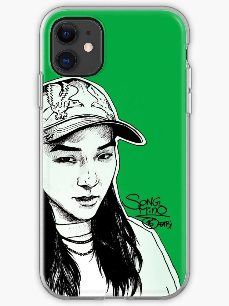 Song Minho WINNER iphone case