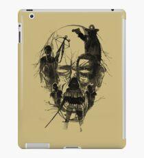 Dead Walker iPad Case/Skin