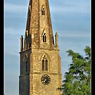 St peter and St paul - olney by wendywoo1972