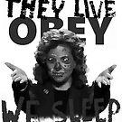 OBEY Debbie Wasserman Schultz by sashakeen