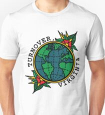 Turnover Globe T-Shirt