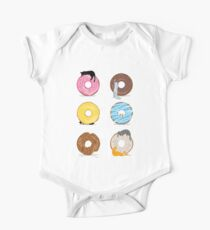 Cats and Doughnuts Kids Clothes