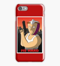 Pie Hard NEW Variant iPhone Case/Skin