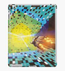 Warp to Year 650 Billion iPad Case/Skin