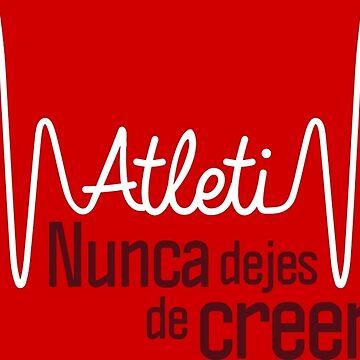 Atleti - Pulso, Nunca Dejes De Creer by MundoAtleti