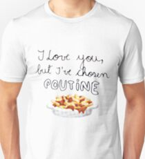 Poutine Love T-Shirt