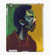 EARL iPad Case/Skin