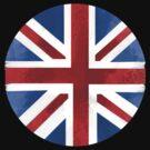 UK ball flag by Herbert Shin