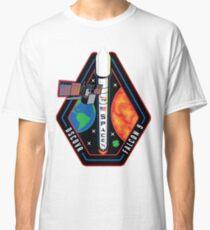 Deep Space Climate Observatory (DSCOVR) Launch Logo Classic T-Shirt