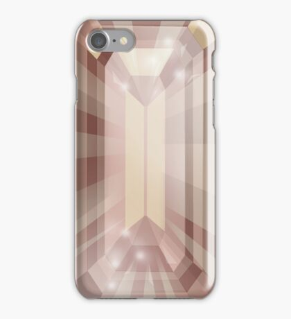 Morganite - EC iPhone Case/Skin