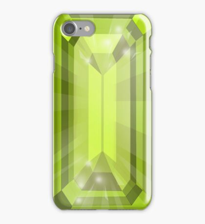 Peridot - EC iPhone Case/Skin