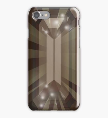 Smoky Quartz - EC iPhone Case/Skin