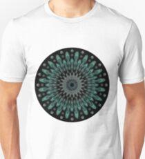 Camiseta ajustada Tesla Mandala