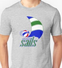 DEFUNCT - SAN DIEGO SAILS Slim Fit T-Shirt