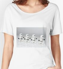 Storm Trooper March Women's Relaxed Fit T-Shirt