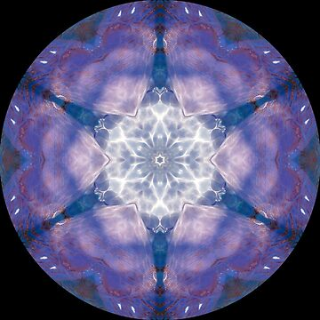 Electric Love Mandala de EcoRidge