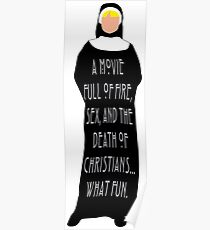 Sister Mary Eunice Poster