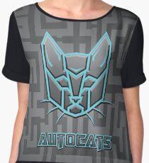 Autocats Transformers Chiffon Top