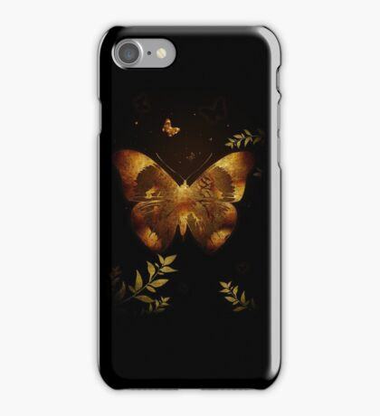 Iron Butterfly iPhone Case/Skin