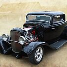 Little Black Coupe by Keith Hawley