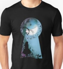 Alice - Through the Keyhole Unisex T-Shirt