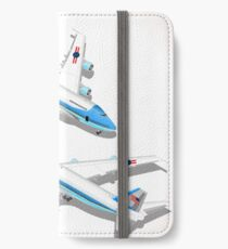Boeing Aircraft Isometric Airplane iPhone Wallet/Case/Skin