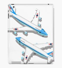 Boeing Aircraft Isometric Airplane iPad Case/Skin