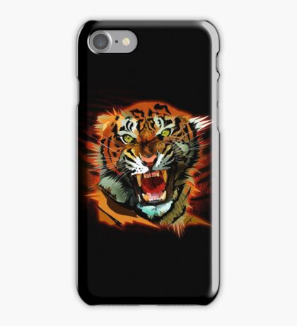 Tiger Roar iPhone Case/Skin