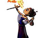 Fire Eater by thedustyphoenix