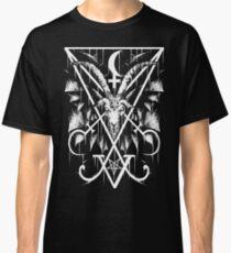 SIGIL OF LUCIFER AND BAPHOMET Classic T-Shirt